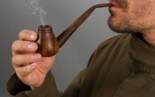Все о курении трубки