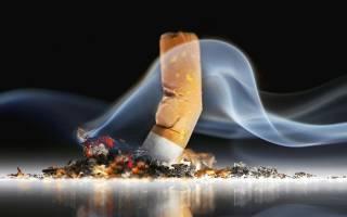 Есть ли в сигаретах никотин