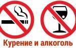 Вред курения и алкоголя на организм человека